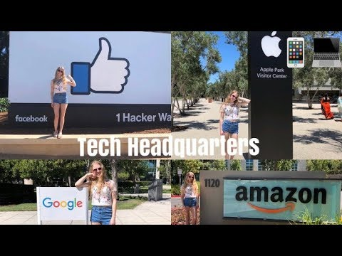 Best Tech Companies in Silicon Valley || Tech Tour