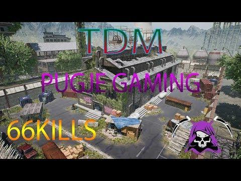 TDM 66 Kills//PUGJE GAMING//PUBG MOBILE//Best Matches