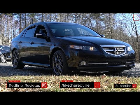 The 2008 Acura TL Type S Is Still A Very Desirable Sport Sedan