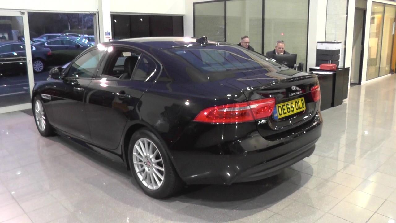 Jaguar Xe 2 0d R Sport 4dr Auto U19623 Youtube