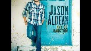 Any Ol' Barstool (In the Style of Jason Aldean) (Karaoke with Lyrics)