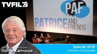 PAF – Patrice and Friends – Spécial 2016
