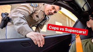 Download COPS VS SUPERCAR OWNERS MEGA COMPILATION! Mp3 and Videos