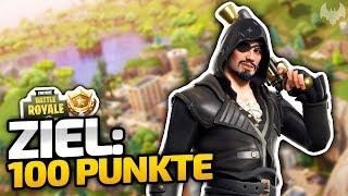 Meine ersten 100 Punkte - Fortnite Battle Royale