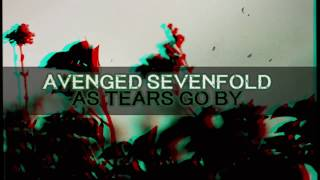 "Avenged Sevenfold - ""As Tears Roll By"""