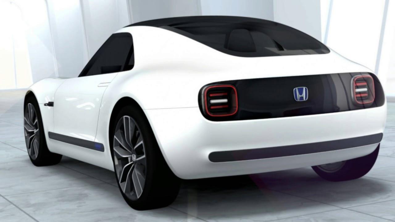The 2018 Honda Honda Design Director Talks Urban Ev And Sports Ev