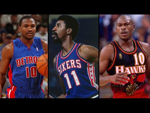 The Top 10 Most Underrated Defenders in NBA History