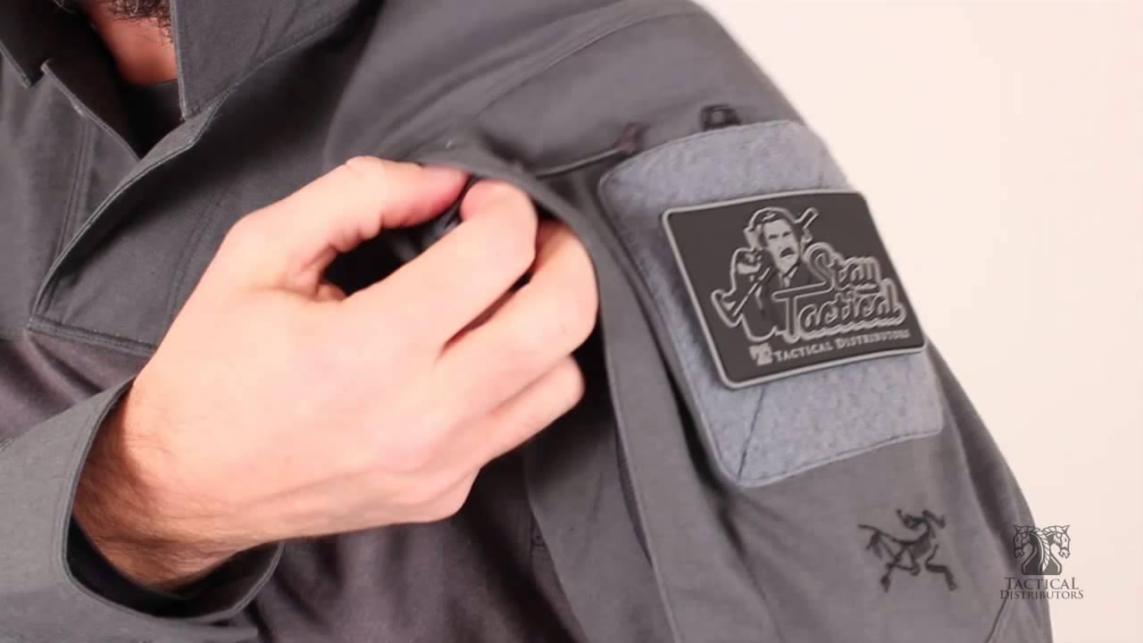 c74cef5ad01e3 Arc'Teryx Assault Shirt AR Review - YouTube