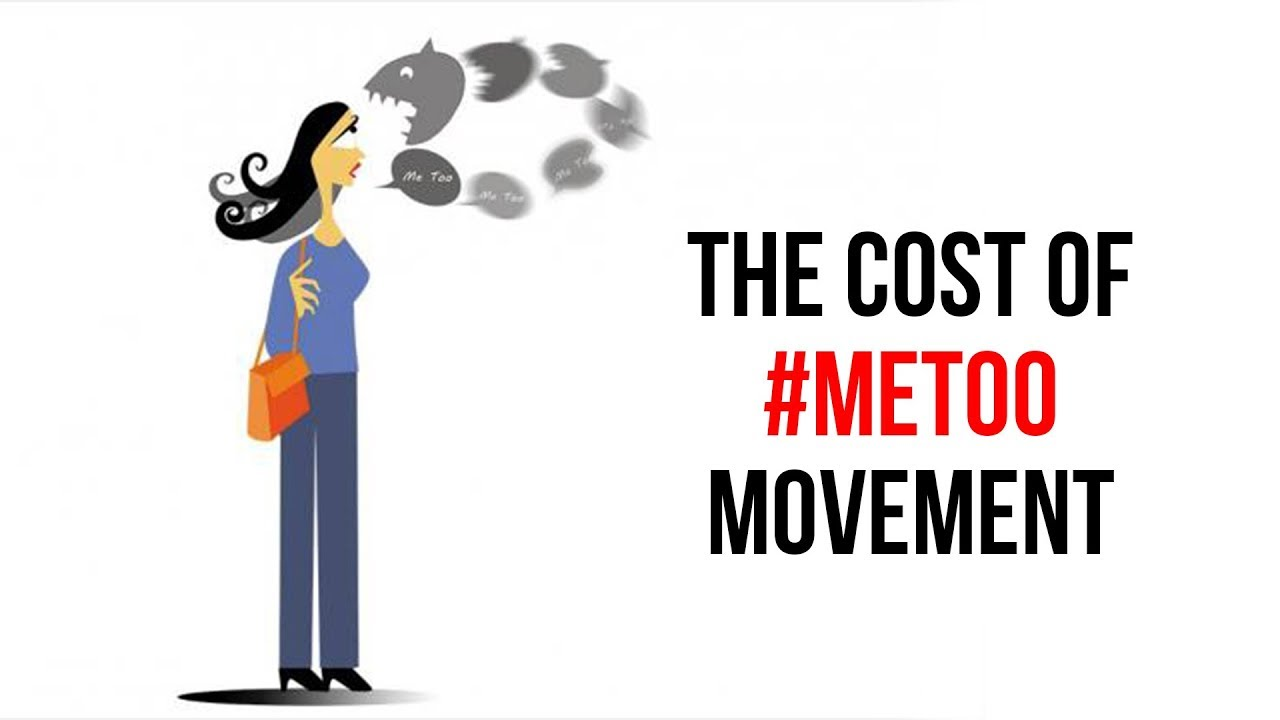 MeToo Backlash: Women Are Paying The Price For Speaking Out