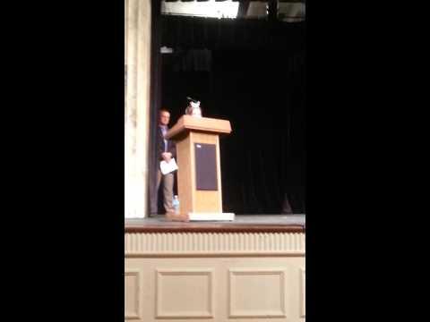 Peyton Newman singing Home