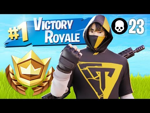 Winning in Solos!! *Pro Fortnite Player w/ 2200 Wins* (Fortnite Battle Royale Gameplay)