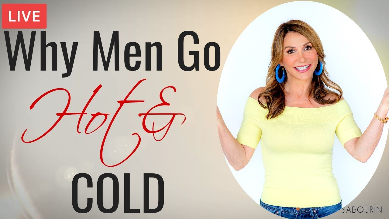 hot and cold dating advice