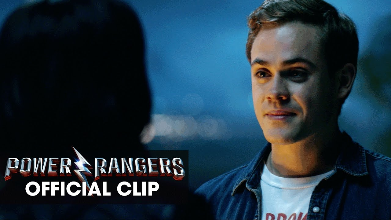 Power Rangers (2017 Movie) Official Clip - 'Leave'