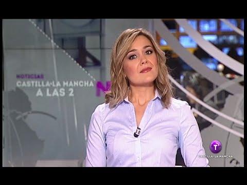 Noticias: Castilla-La Mancha a las 2 (Victoria Vigón), Televisión de Castilla-La Mancha. 06-02-14