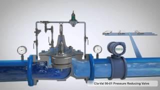 Cla-Val 90-01 Pressure Reducing Valve