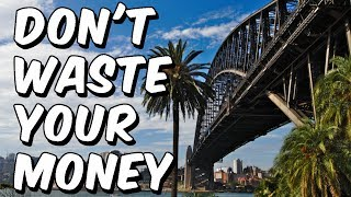 Gambar cover Sydney Budget Accommodation and Transport Tips