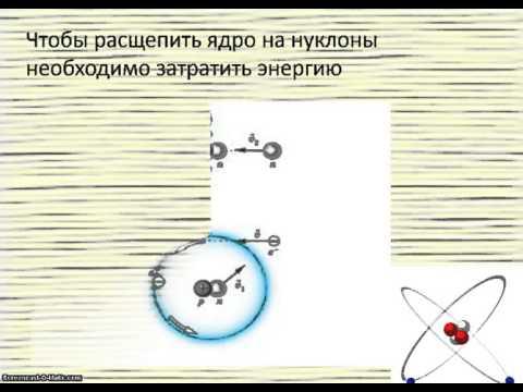 11 энергия связи