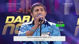 Cristhian interpreta 'Mi Vida Sin Tu Amor' - Dar La Nota thumbnail
