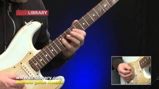 Eric Johnson Cliffs Of Dover Performance by Rick Graham | Licklibrary Guitar Lessons