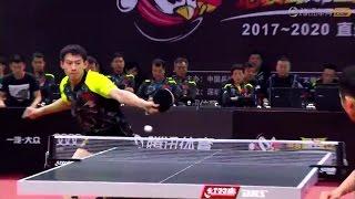 2017 China Trials for WTTC: 周雨 ZHOU Yu Vs XU Xin 许昕 [Full Match/Chinese|HD]
