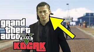 TAKIYA GENJI!!!!!!GTA 5 MOD CROW ZERO(GTA 5 KOCAK INDONESIA)