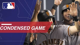 Condensed Game: SF@LAD - 8/13/18