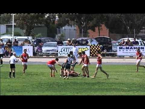 2013 SGL U18s GRAND FINAL South Augusta VS Ports
