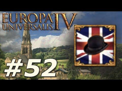 Europa Universalis IV: Rule Britannia | Anglophile - Part 52 - YouTube