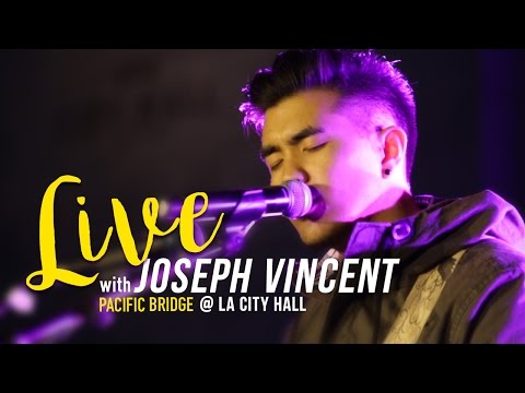 """Stardust"" by Joseph Vincent (Live From Pacific Bridge)"