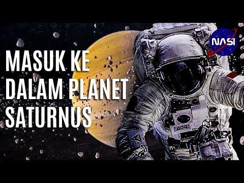 Yang terjadi saat kalian masuk ke Planet Saturnus