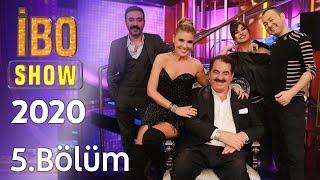 İbo Show 2020 5. Bölüm (Konuklar: Serdar Ortaç & Gülben Ergen & Nilgün Belgün &