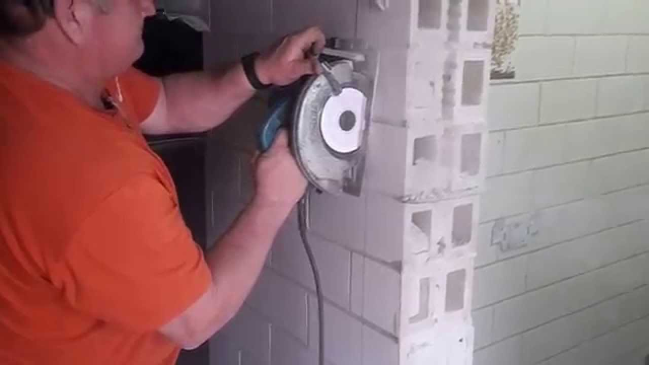 Saw Through Block For a Wider Door & Saw Through Block For a Wider Door - YouTube
