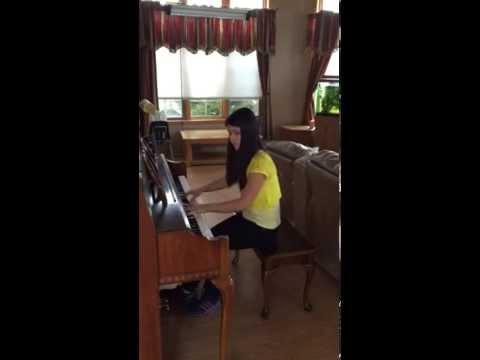 Ke$ha - Thinking of You (Piano) by Karamea T