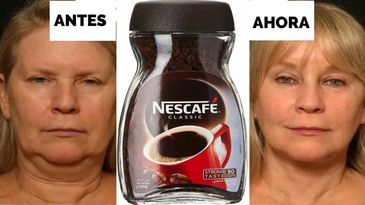 Mezcla café y 1 huevo, tratamiento antiedad para las arrugas, secreto japonés para lucir joven