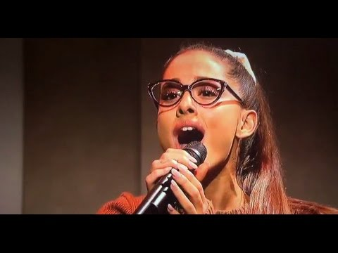 Ariana Grande's Whitney Houston Impersonation On SNL Shocks World