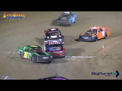 ULMA Late Models Lake Ozark Speedway in Eldon Missouri