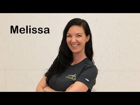 Melissa's Bio - Massage at the Club Edgemont
