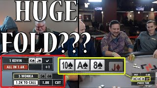 Poker Time: Bluffs, Blunders, and Big Folds
