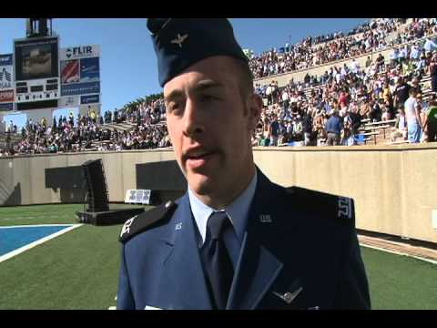Gay and air force academy