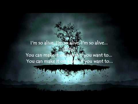 Goo Goo Dolls - So Alive (Lyrics)