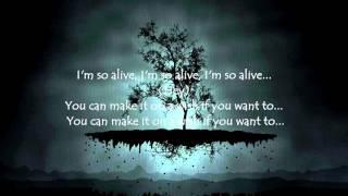 Goo Goo Dolls - So Alive (Lyrics)