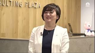 及川美紀氏【前編1】「コロナ禍をどうチャンスに変えるか」2021年7月8日(木)放送分 日経CNBC「GINZA CROSING Talk」