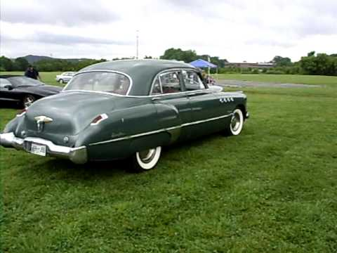 1949 buick roadmaster youtube. Black Bedroom Furniture Sets. Home Design Ideas