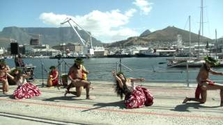 Worldwide Voyage | Cape Town Arrival Ceremony