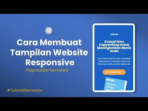 cara-membuat-situs-web-responsive-dengan-elementor
