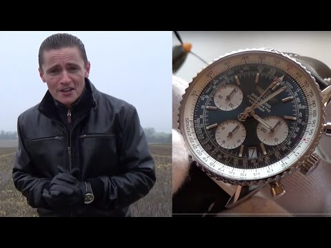 The Greatest Aviation Watch Of All Time? The Breitling Navitimer A23322 Luxury Watch Full Review