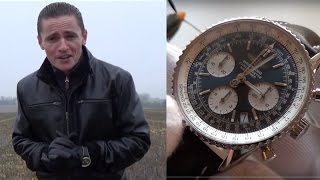 The Greatest Aviation Watch Of All Time? The Breitling Navitimer A23322 Luxury Watch Full Review(, 2015-12-16T19:30:37.000Z)