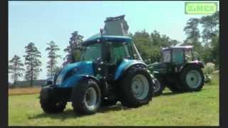 ZIMEX Pokaz polowy 2D!!, ciągniki: FARMTRAC, LANDINI TYM, maszyny rolnicze: SAMASZ, SIPMA