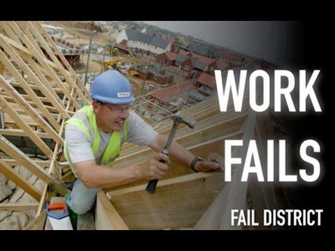 Ultimate Work/Job Fails | Funny Fail Compilation