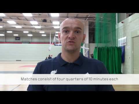 ParalympicsGB Wheelchair Basketball Explainer
